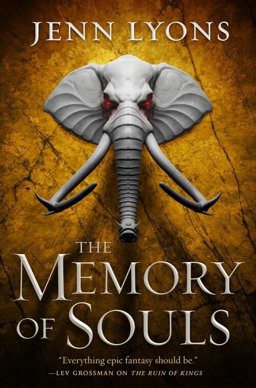 The Memory of Souls by Jenn Lyons