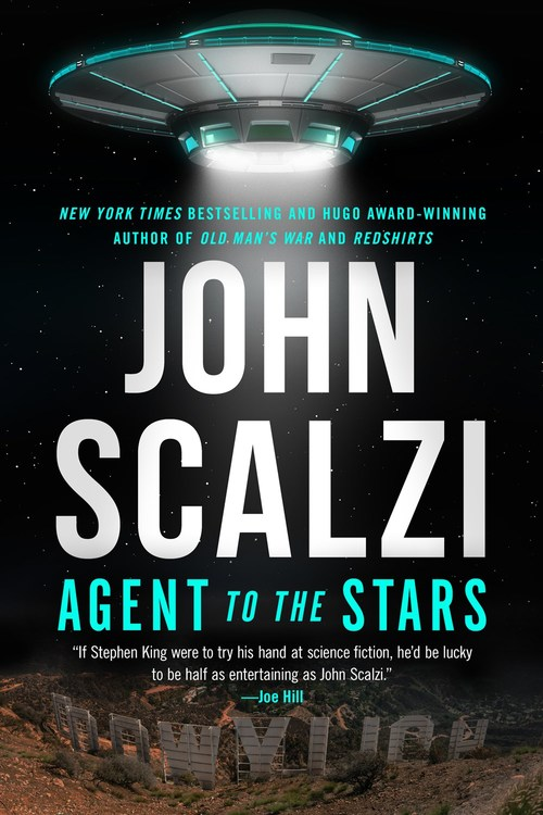Agent to the Stars by John Scalzi