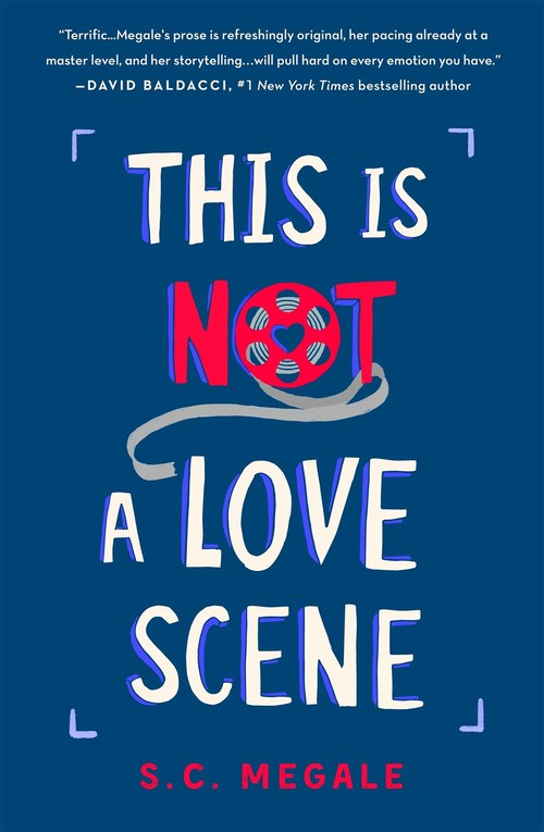 This Is Not a Love Scene by S.C. Megale