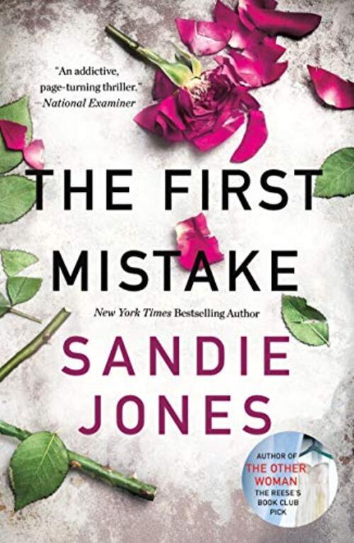 The First Mistake by Sandie Jones