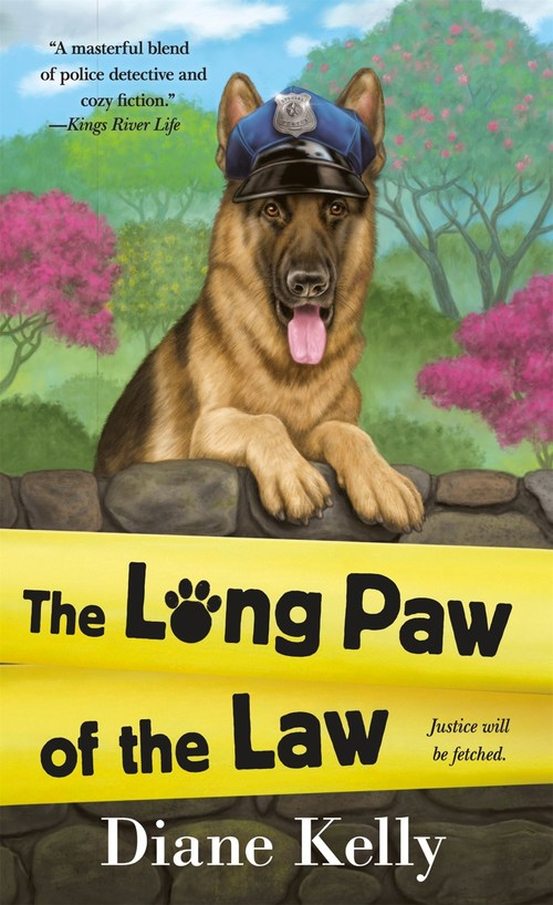The Long Paw of the Law by Diane Kelly