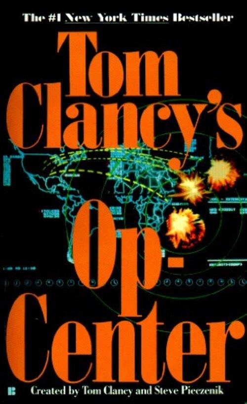 Tom Clancy's Op-Center: God of War by Jeff Rovin