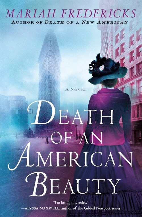 Death of an American Beauty by Mariah Fredericks