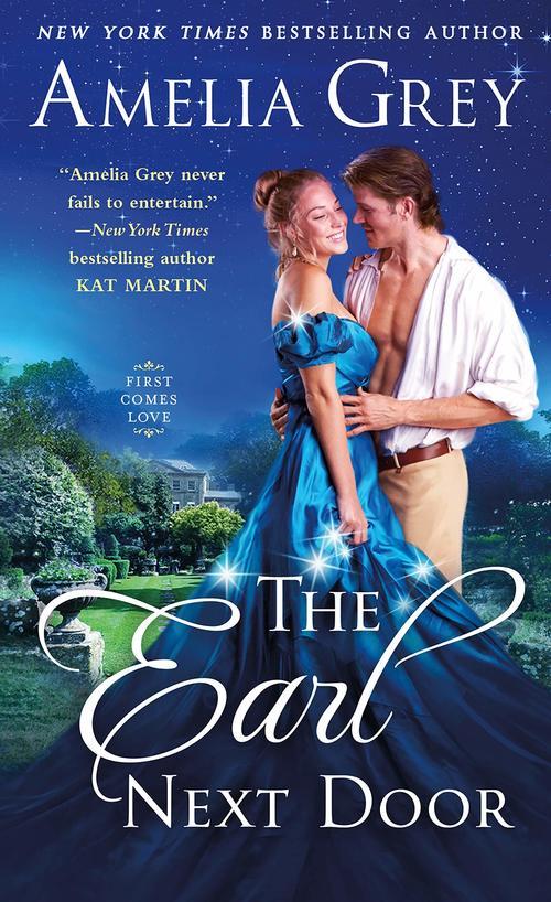 The Earl Next Door by Amelia Grey