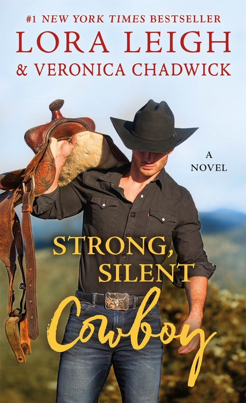 Strong, Silent Cowboy by Veronica Chadwick