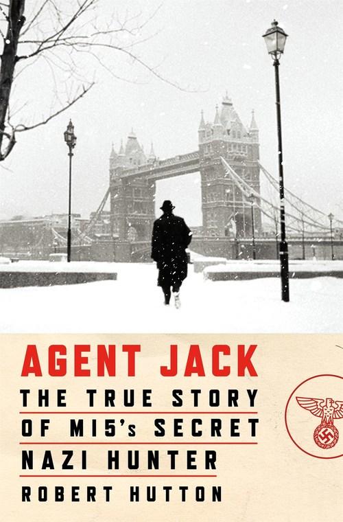 Agent Jack by Robert Hutton