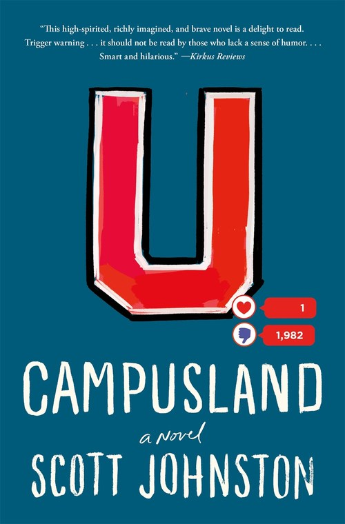 Campusland by Scott Johnston