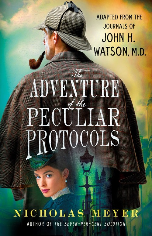 The Adventure of the Peculiar Protocols