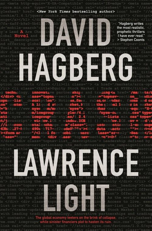 Crash by David Hagberg