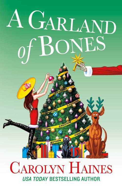 A Garland of Bones by Carolyn Haines