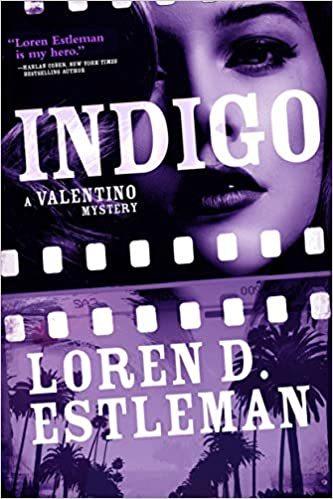 Indigo by Loren D. Estleman