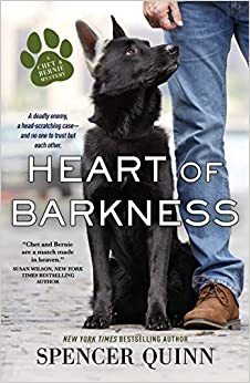 Heart of Barkness by Spencer Quinn