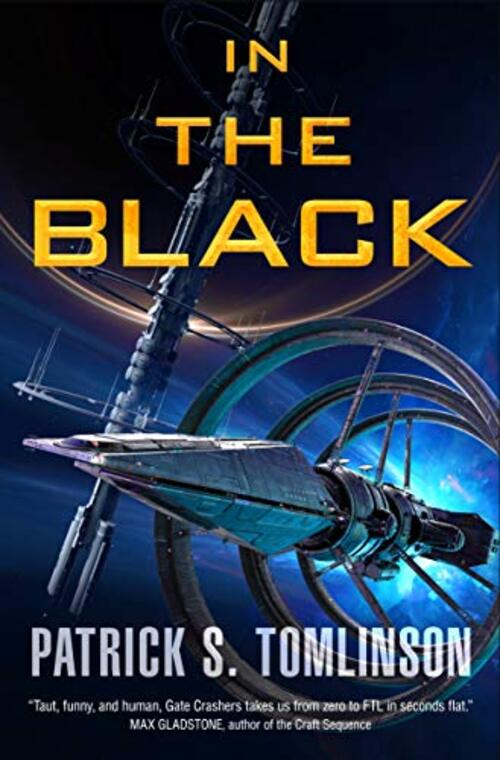 In the Black by Patrick S. Tomlinson
