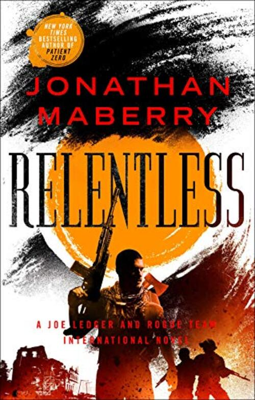 Relentless by Jonathan Maberry