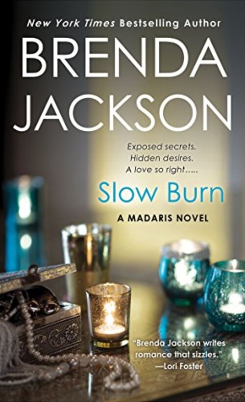 Slow Burn by Brenda Jackson