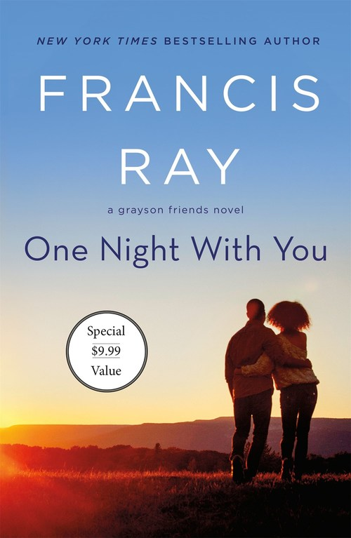 One Night With You by Francis Ray