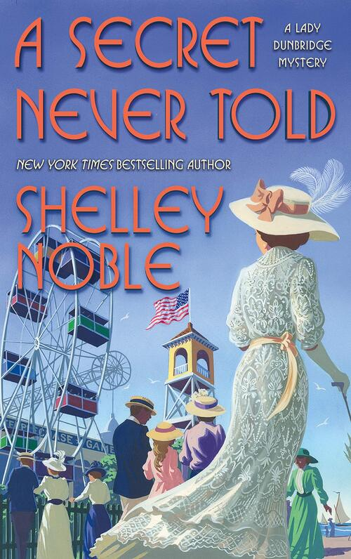 A Secret Never Told by Shelley Noble