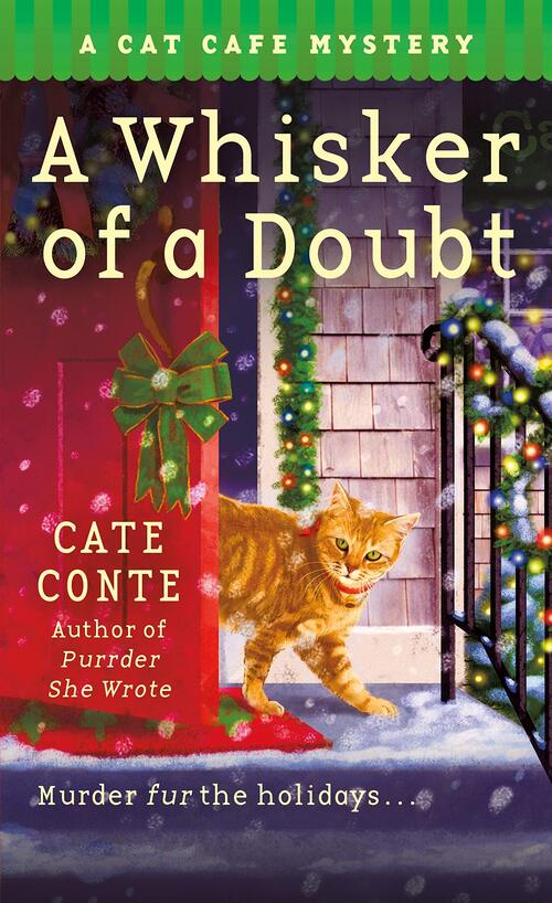 A Whisker of a Doubt by Cate Conte