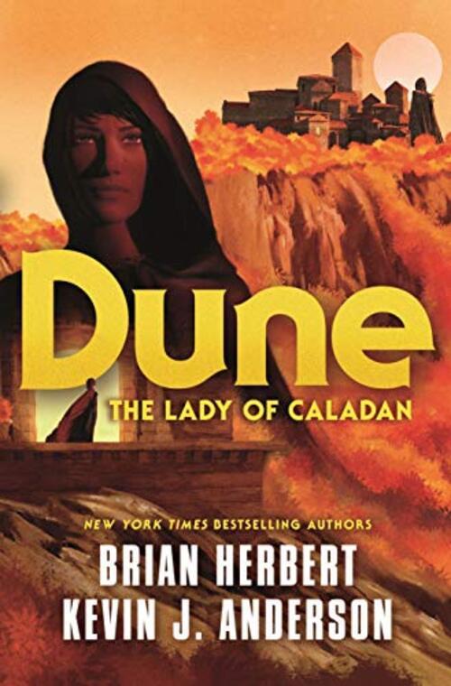 Dune: The Lady Of Caladan by Brian Herbert
