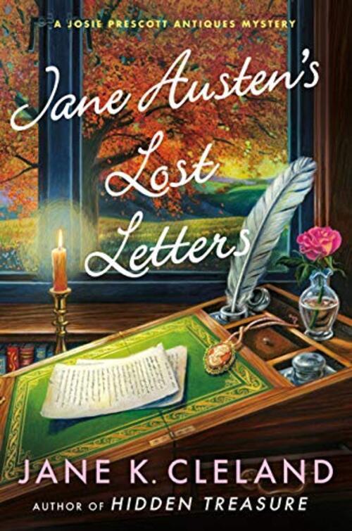 Jane Austen's Lost Letters