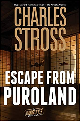 Escape from Puroland by Charles Stross