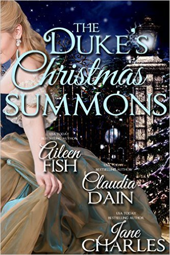 The Duke's Christmas Summons by Claudia Dain