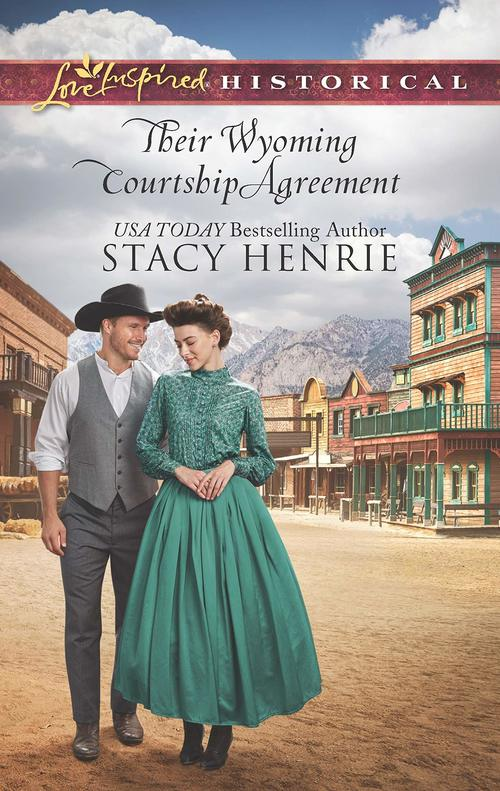 Their Wyoming Courtship Agreement by Stacy Henrie