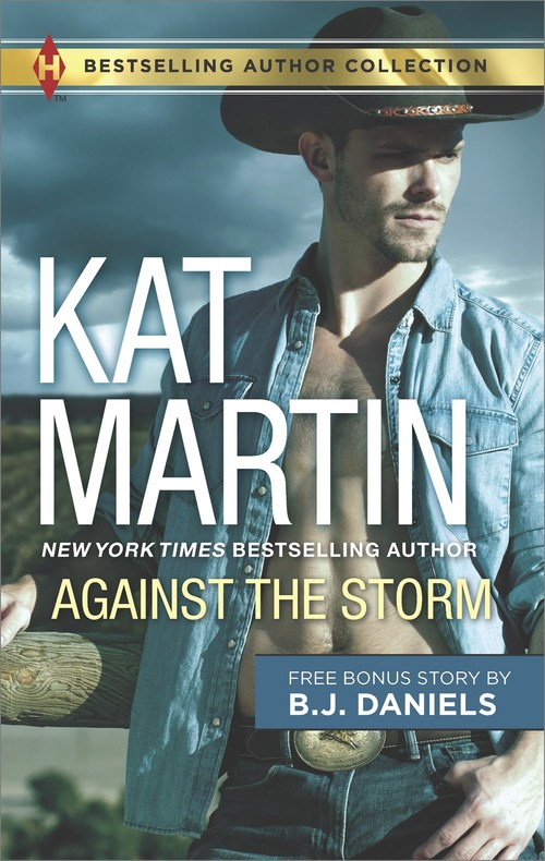 Against the Storm & Wanted Woman by Kat Martin