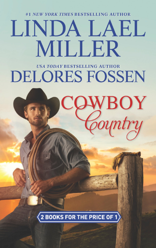 Cowboy Country by Linda Lael Miller