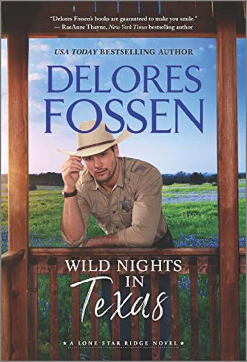 Wild Nights in Texas by Delores Fossen