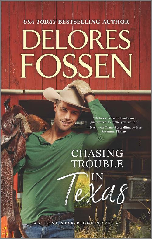 Chasing Trouble in Texas by Delores Fossen