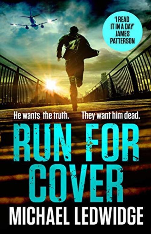 Run for Cover by Michael Ledwidge