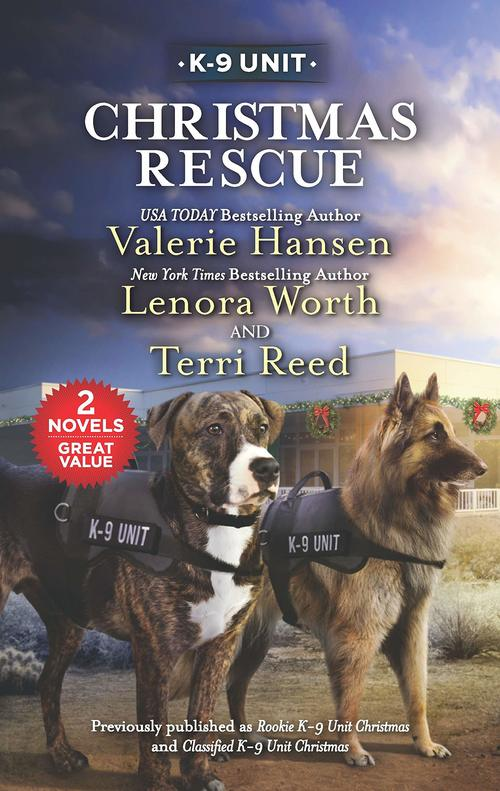 Christmas Rescue by Lenora Worth