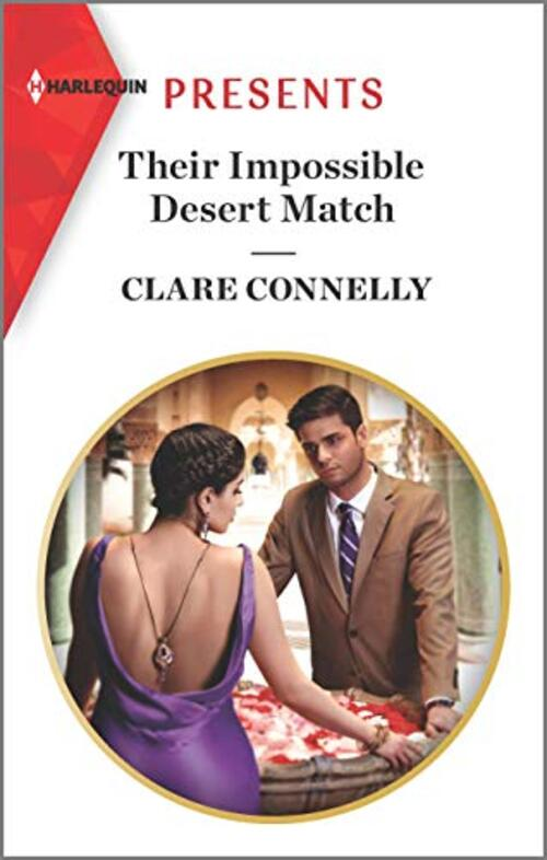 Their Impossible Desert Match by Clare Connelly