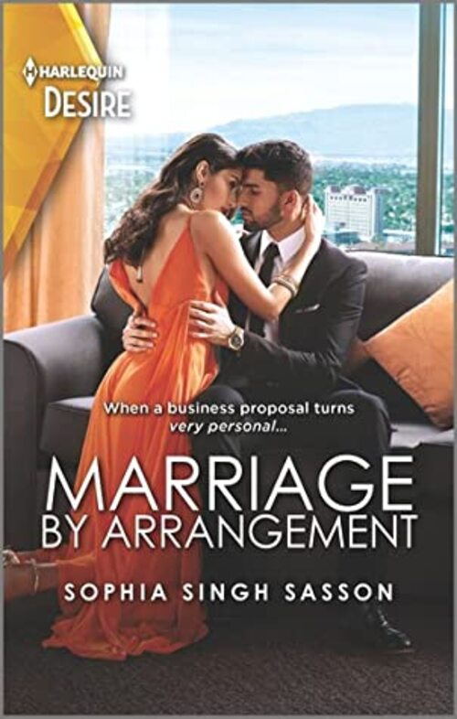 Marriage by Arrangement by Sophia Singh Sasson