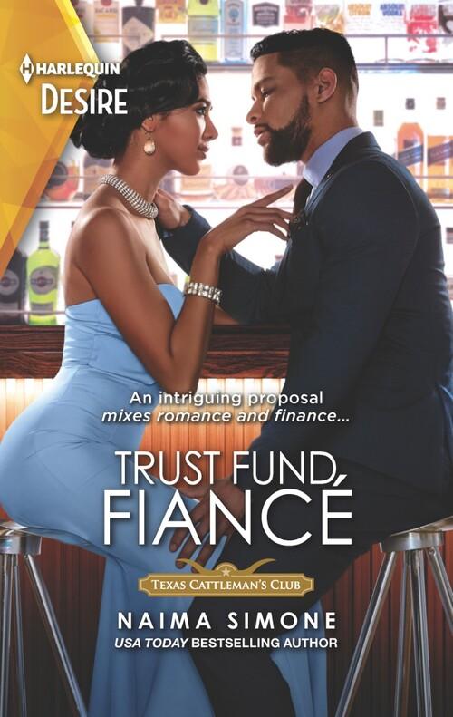 Trust Fund Fiance by Naima Simone