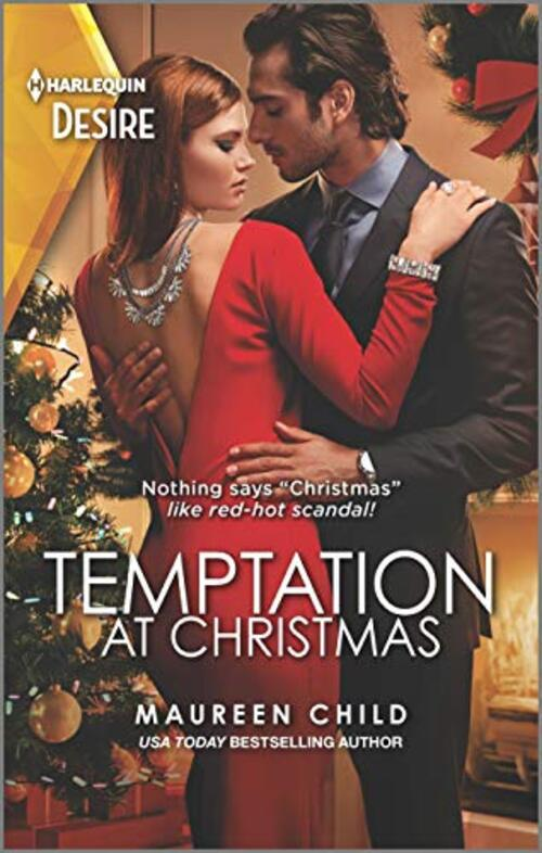 Temptation at Christmas by Maureen Child