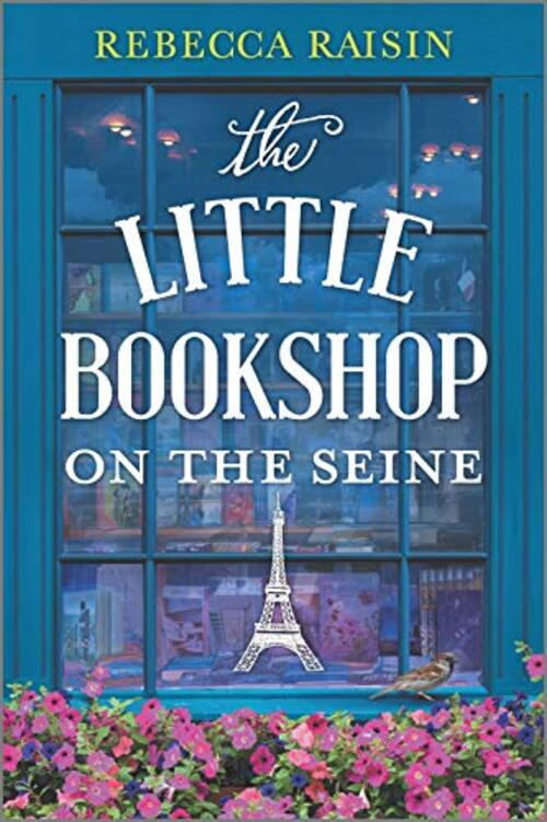 The Little Bookshop on the Seine by Rebecca Raisin