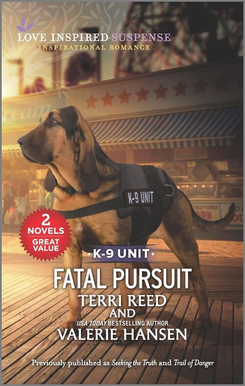 Fatal Pursuit by Valerie Hansen