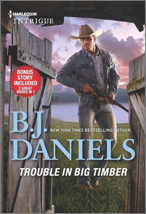 Trouble in Big Timber by B.J. Daniels