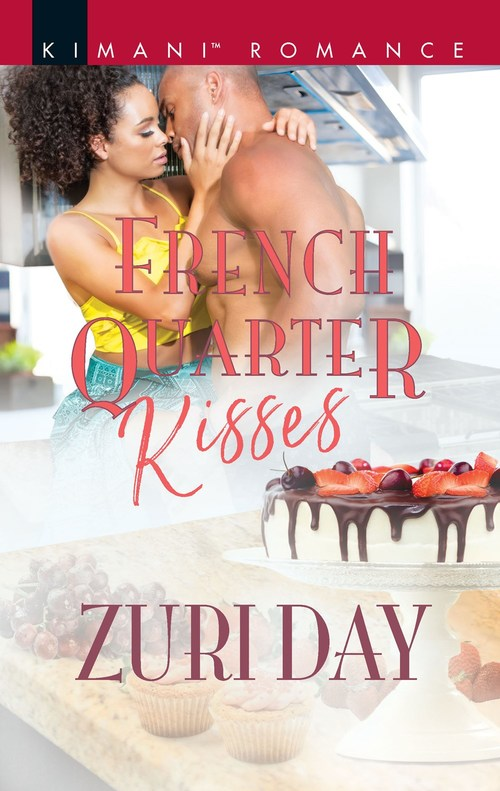 French Quarter Kisses by Zuri Day