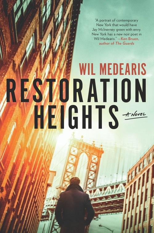 Restoration Heights by Wil Medearis