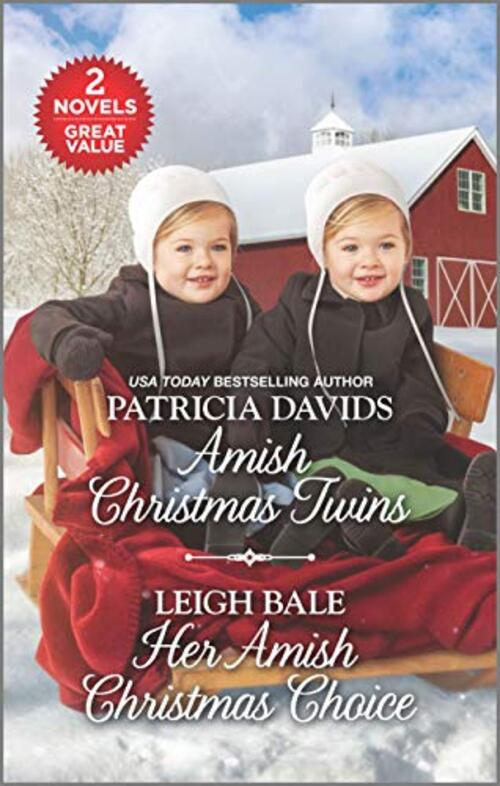 Amish Christmas Twins and Her Amish Christmas Choice