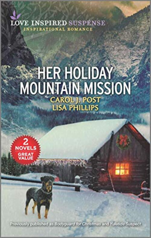Her Holiday Mountain Mission by Lisa Phillips