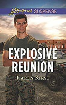Explosive Reunion by Karen Kirst