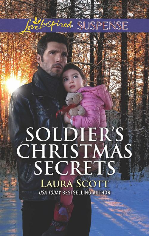 Soldier's Christmas Secrets by Laura Scott