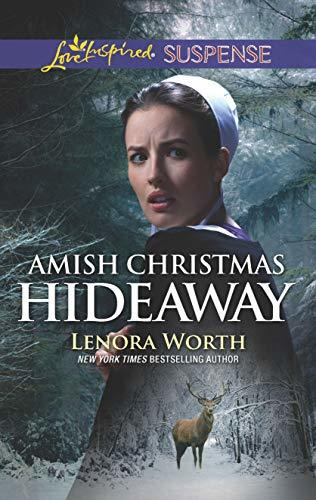 Amish Christmas Hideaway by Lenora Worth