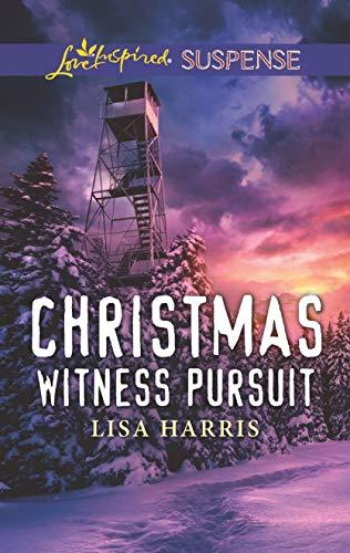 Christmas Witness Pursuit by Lisa Harris