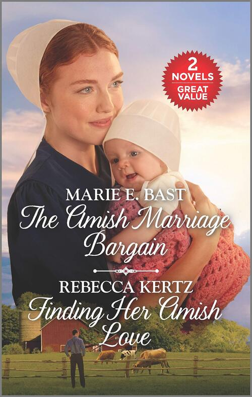 The Amish Marriage Bargain by Rebecca Kertz