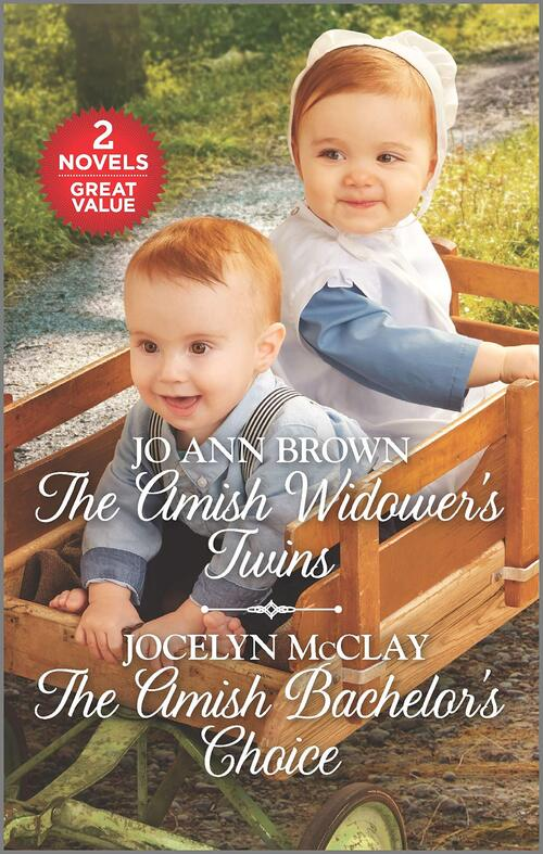 The Amish Widower's Twins by Jo Ann Brown
